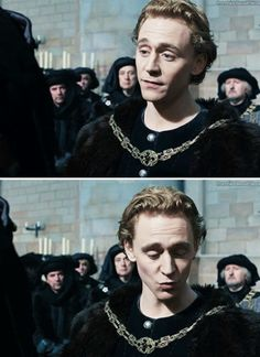 As Prince Hal in BBC's 'The Hollow Crown' series - Henry IV Part 2 (2012), thanks to a fan on FB for sharing and credit to the source on Tumblr