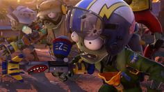 Plants vs Zombies Garden Warfare DLC