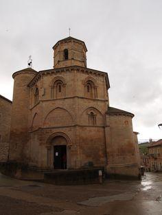 Iglesia del Santo Sepulcro de Torres del Río (Navarra).