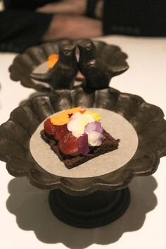 Eating out: Gaggan Bangkok Asia Worlds 50 Best - Chicken Scrawlings : Food Chef's Table, Bangkok, Deserts, Asia, Chicken, Cake, Blog, Fun, Travel