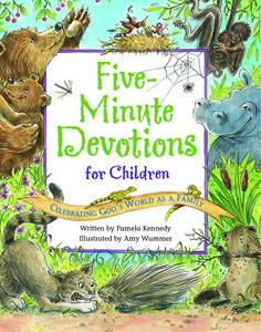 Great Bible devotions geared for preschoolers