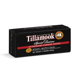 Tillamook Special Reserve Extra Sharp Cheddar 2 lb Baby Loaf