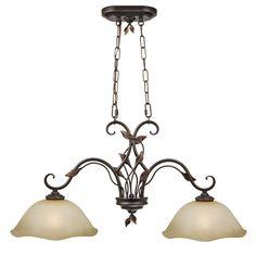 Millennium Lighting Light Manchester Island Light Lighting - 2 light island chandelier