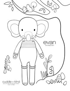 Coloring Sheets For Kids, Printable Coloring Sheets, Coloring Pages For Kids, Coloring Books, Colouring Sheets, Cute Kids Crafts, Fun Projects For Kids, Toddler Crafts, Art For Kids