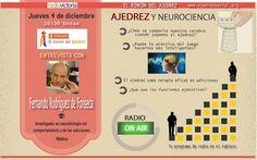 35. Ajedrez y neurociencia. Entrevista a Fernando Rguez. de Fonseca, médico, científico e investigador en neurobiología