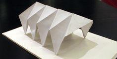 Teague - Paper Folding Structure