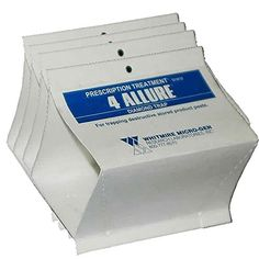 Allure PT Moth Trap 1 Case (24 Traps) > Targets Indian Meal Moths, Almond Moths, Tobacco Moths, Raisin Moths and Mediterranean Flour Moths For moitoring use one trap per 30,000 cubic feet, for infestations use 1 trap per 9,000 cubic feet, for mass trapping use 1 trap every 3,000 cubic feet Pheromone lure lasts 16 weeks Check more at http://farmgardensuperstore.com/product/allure-pt-moth-trap-1-case-24-traps/