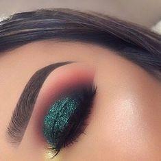 Bright Lipstick, Long Lashes, Mascara, Eyeliner, Eyebrows, Eyeshadow, All Things Beauty, Hair Makeup, Eye Makeup