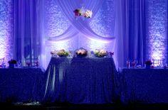 Wedding Decor.. Sparkles.. Reception Halls  Plaza Volare