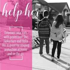 Help Her Safety Tip 4 | Damsel in Defense