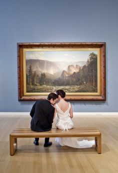 Wedding photography at the Crocker Art Museum by Jeffrey Yen.