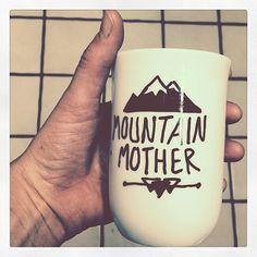Mountain mother mug