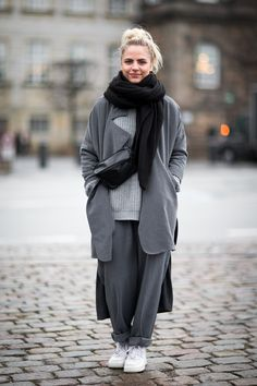 Copenhagen Fashion Week - Street Style