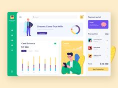 Payment Dashboard by Afterglow #appdesign #dashboard  illustration  illustrations #payment Web Design, App Ui Design, User Interface Design, Form Design, Graphic Design, Web Dashboard, Ui Web, Dashboard Design, Digital Dashboard