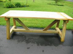 9 Best Custom made Tables images in 2015 | Garden table