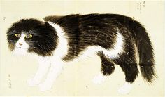 Utagawa Kunisada (Japan, 1786-1865) - Cat, 1828