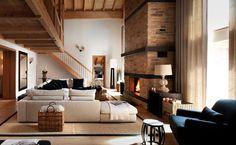 Chalet Alpina Penthouse Switzerland