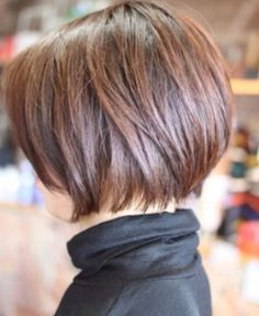 Straight hairstyles 2016 for short hair