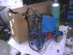 Welder Cart - MIG Welding Forum