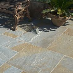 Image result for riven paving slabs