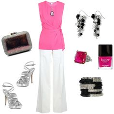 Cruise outfit, created by nancy-johnson on Polyvor