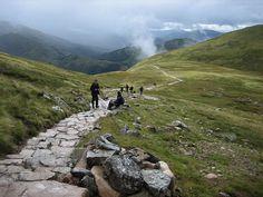 Ben Nevis, Britain's highest peak