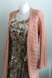 Luchtig vest voor de lente gratis patroon | Cuddlycool | Bloglovin'