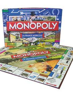 Le Monopoly de la France agricole. i want ittt!!! $49