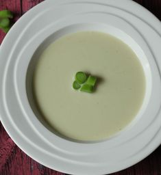 Celery and cashew nut soup Dairy Free Recipes, Baby Food Recipes, Soup Recipes, Celery Soup, Vegetable Stock, Panna Cotta, Pudding, Tasty, Vegetables