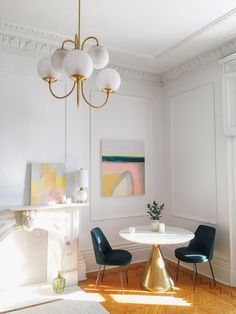 a picture perfect parisian style studio in montreal front main