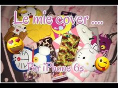 MY COVER FOR IPHONE 6s ROSE GOLD | LE MIE COVER PER IPHONE 6s oro rosa U...