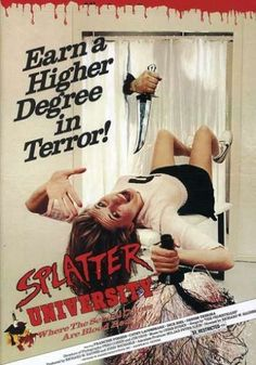 Movie Trailers Galore: Splatter University (1984) Trailer