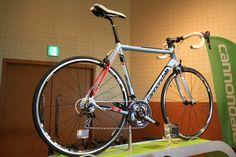 アルミのCAAD8 2014モデル新カラー