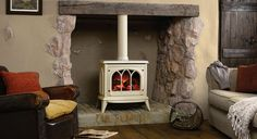 Ashdon Electric Stoves - Gazco Traditional Stoves