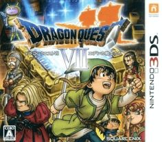 Dragon Quest VII N3DS [EUR] [Español]