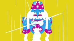 60 second animated exquisite corpse for Cartoon Network.  Directed by (in running order) Alex Grigg, Eamonn O'Neill,…