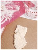 Challenge your fourth grader to try to recreate the geography of her state using just flour, salt, and water.