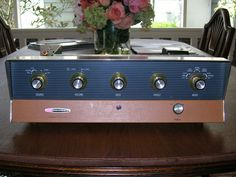 Sam Kim Heathkit AA-151 Integrated Amplifier Platinum Level - Full Triode | Tube | Seattle, Washington 98116 | AudiogoN - The High-end Audio Community