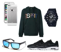 """EAI"" by almir-djulo ❤ liked on Polyvore featuring Opening Ceremony, NIKE, Moshi, Electric, G-Shock, men's fashion and menswear"