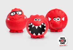 Comic Relief Red Noses - Red Nose Day 2013 on Behance