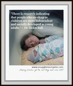 Affirmation 3 www.snugglemeorga... Quotes from Dr. Helen Ball  #newbaby #newborn #baby #newmom #mama #familybed #ecomom #ecomama