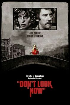 Nicholas Roeg's 'Don't Look Now' poster, 1974