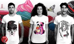 Choose our graphics on @spreadshirt and use them on our available products to create your favorite.