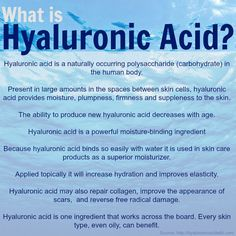 What is Hyaluronic Acid?  Rodan and Fields acute care patches deliver this directly to wrinkles and voila no more wrinkles! jenifermccabe.myrandf.com