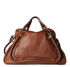 2c326aec5bb4 Buy Chloe Paraty Large Bag Nutmeg Colour from HEWI London. Extend the  luxury lifecycle with pre-authenticated