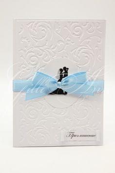Пригласительные на свадьбу Gilliann Retro INV020 #weddinginvitation #weddingaccessories