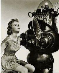 il pianeta proibito robby robot