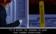 Axel & Roxas. I wonder how many hearts I could break if I had the Popsicle stick with me. :)