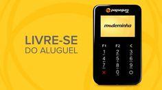 Receba pagamentos de cartões de crédito e débito de modo bem mais fácil. Sem burocracia ou mensalidades. Confira a promoção #Pagsguro #Moderninha >>> www.ofertasnodia.com