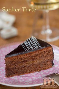 Sacher Torte - Macaronette et cie